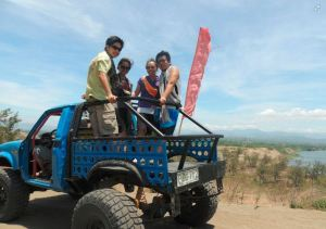 Our 4x4 ride