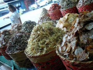Dried Fish Overload